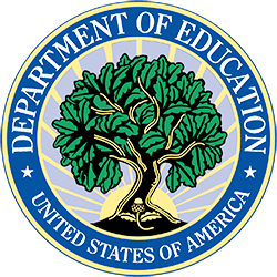 department of education of the united states of america logo
